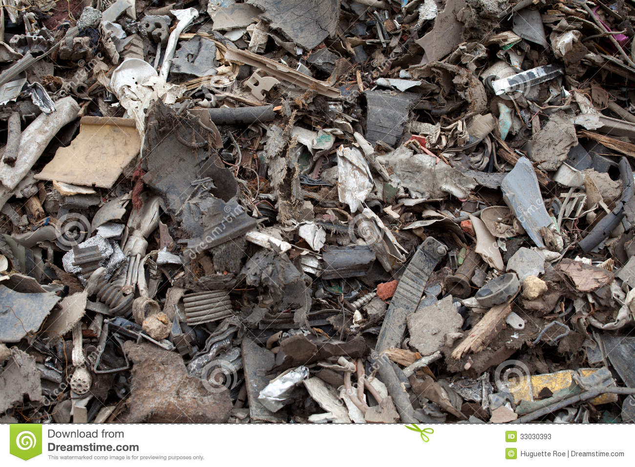 Sell Junk Cars >> Shredded plastic stock image. Image of horizontal, scrap ...