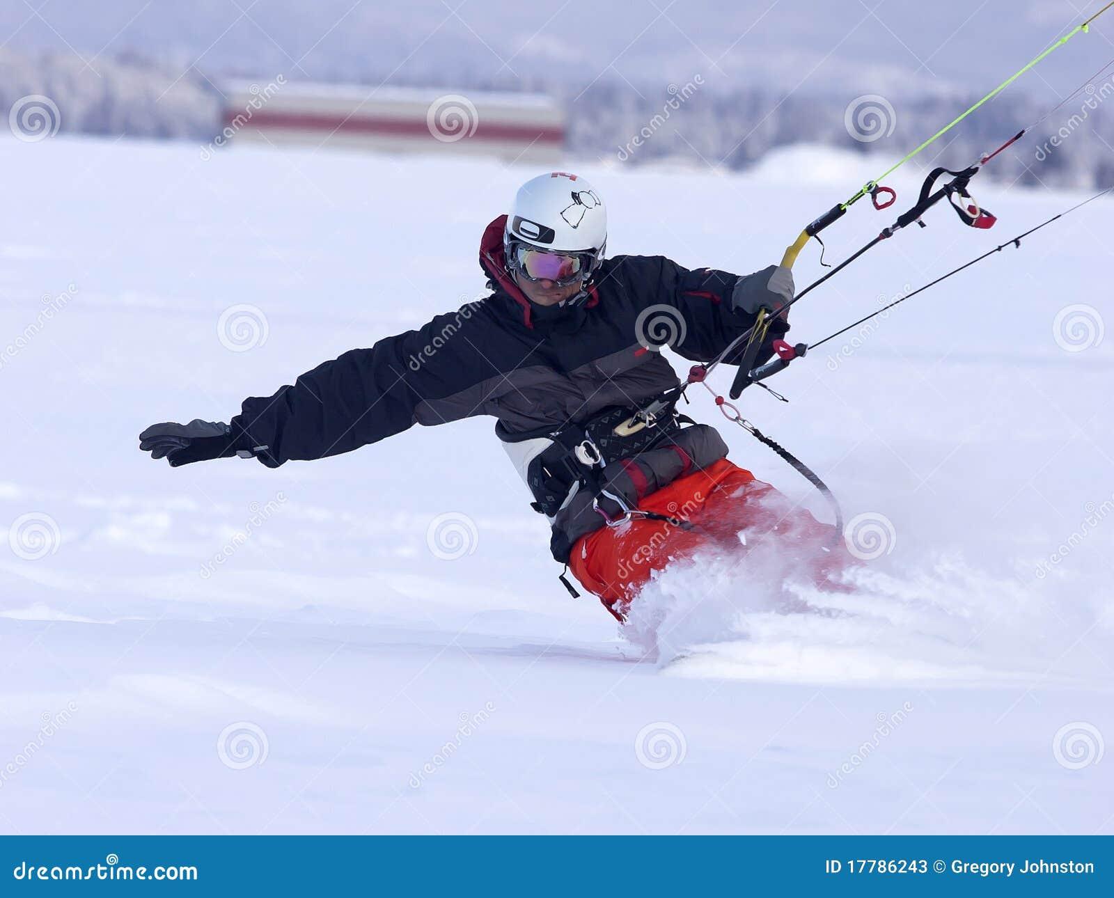 Shredding On A Snowboard. Stock Photos - Image: 17786243 Shredding Snow