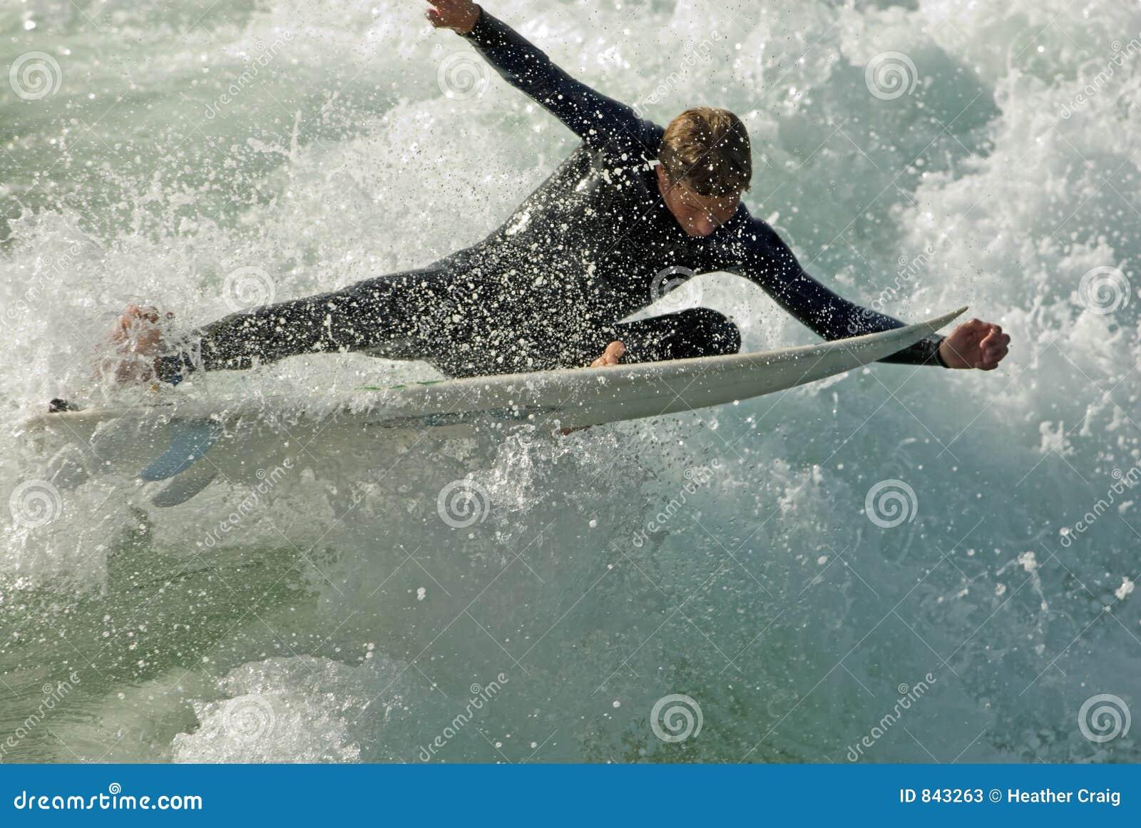 Shredding Waves