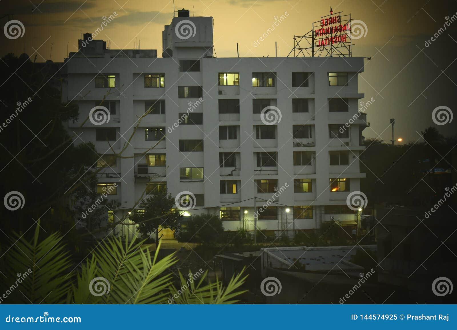 Shree jagarnnathsjukhus