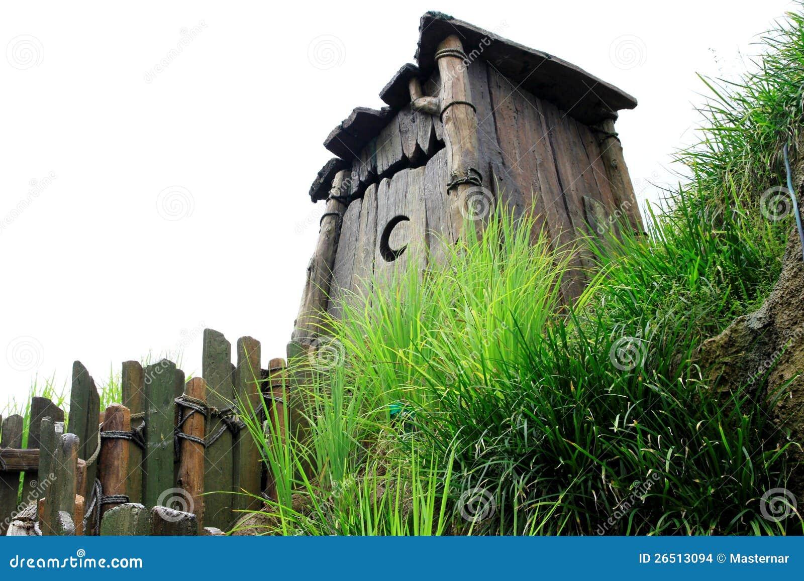 Shrek S Toilet Stock Images Image 26513094