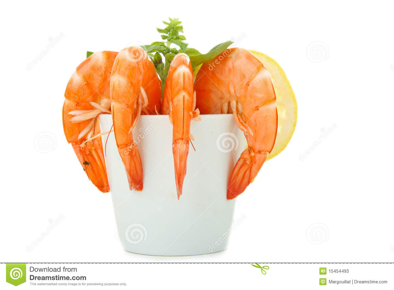 Shrimp Stock Photos - Image: 15454493