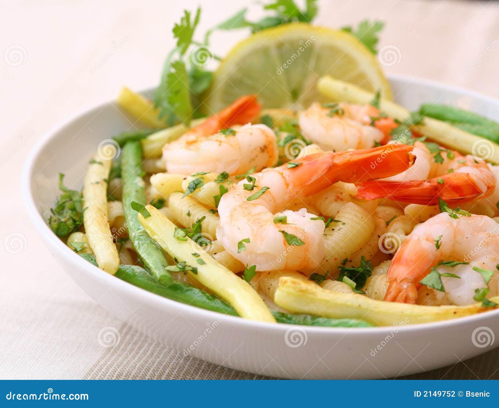 Shrimp Salad Stock Photography - Image: 2149752