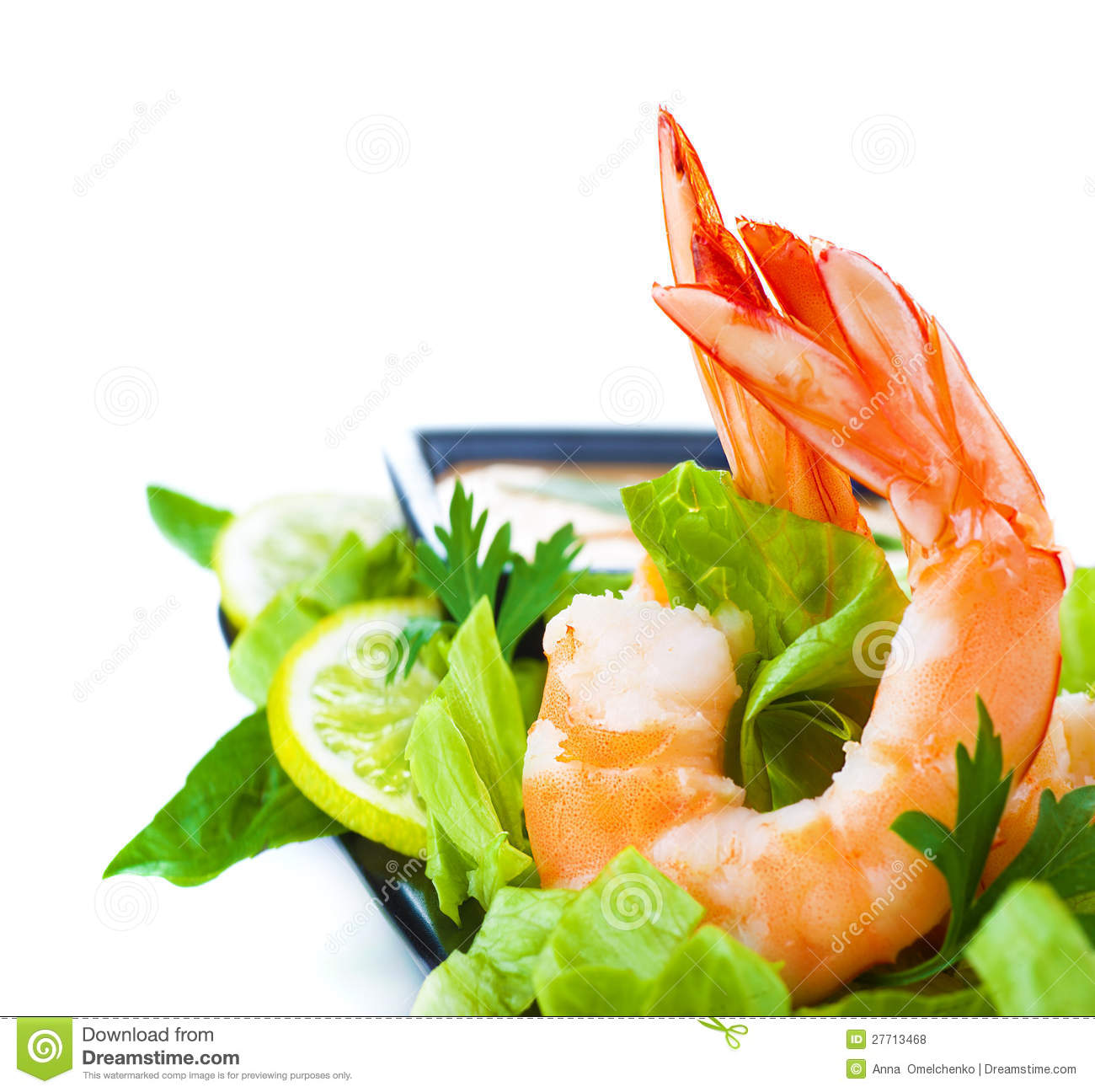 Shrimp With Asian Greens Recipe — Dishmaps