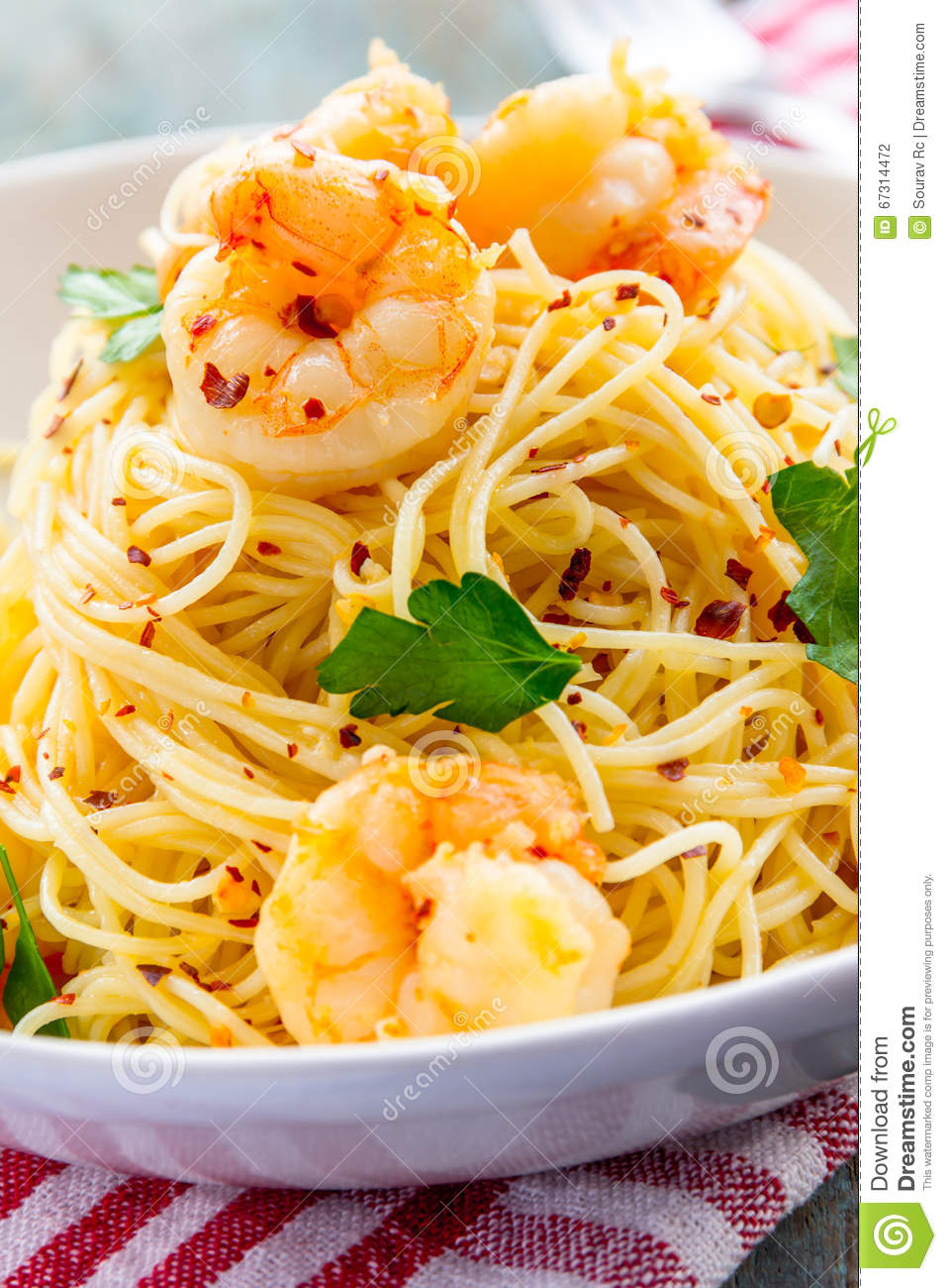 Angel Hair Pasta Shrimp Scampi Gina 39 S Shrimp Scampi With Angel Hair Pasta Recipe The Shrimp