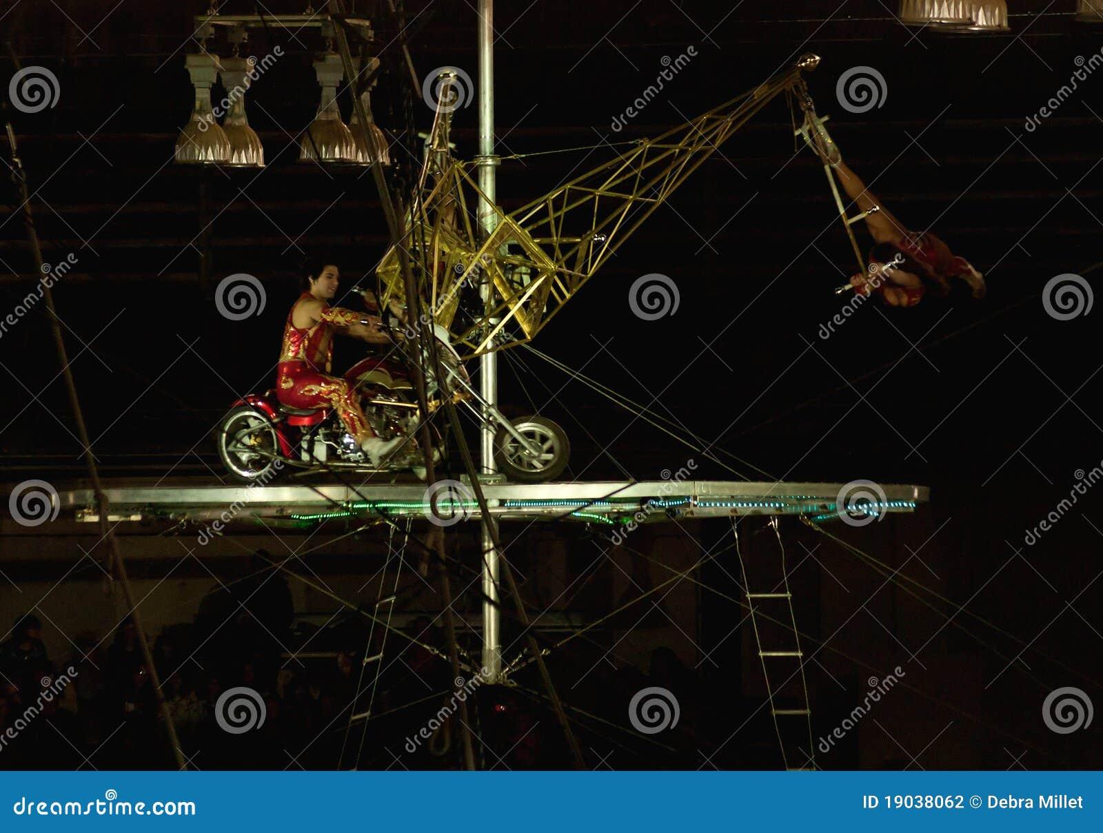 Danger Circus Tour