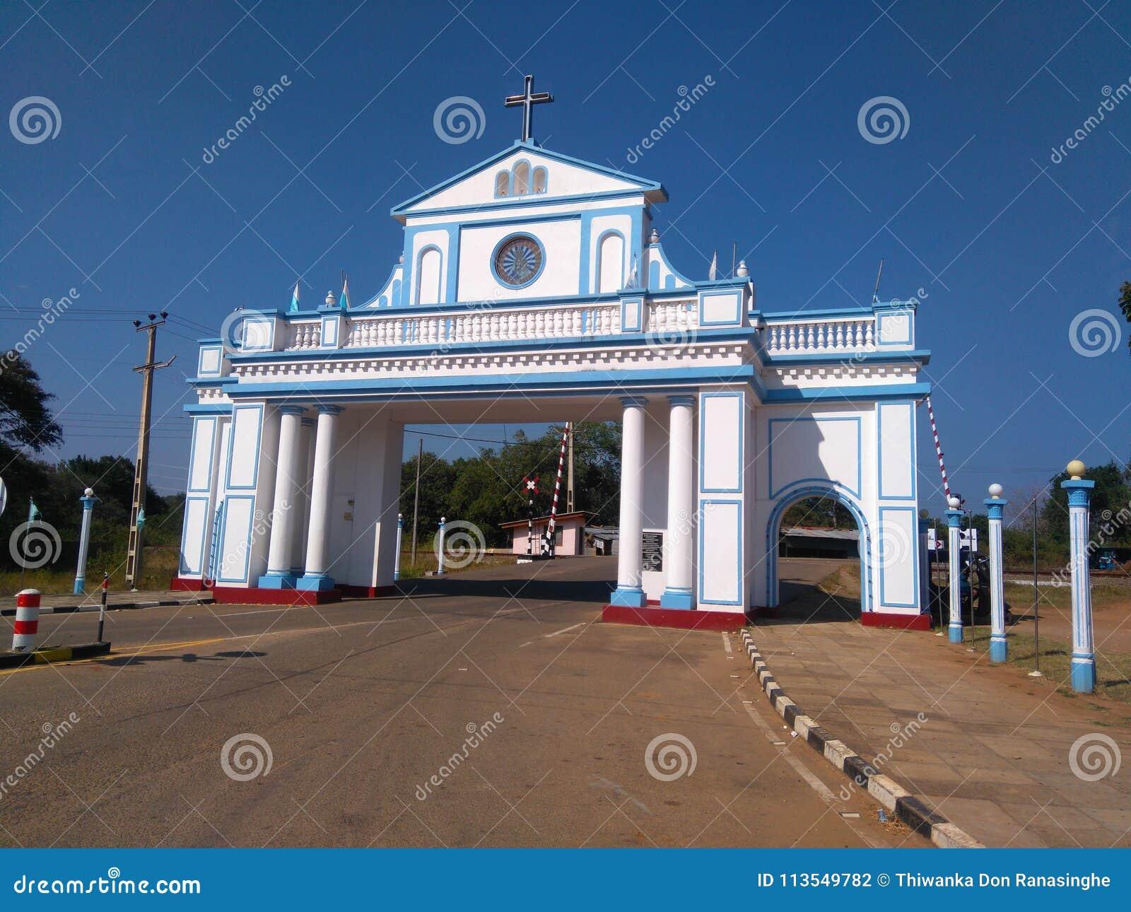 Shrine of Our Lady of Madhu, Sri Lanka