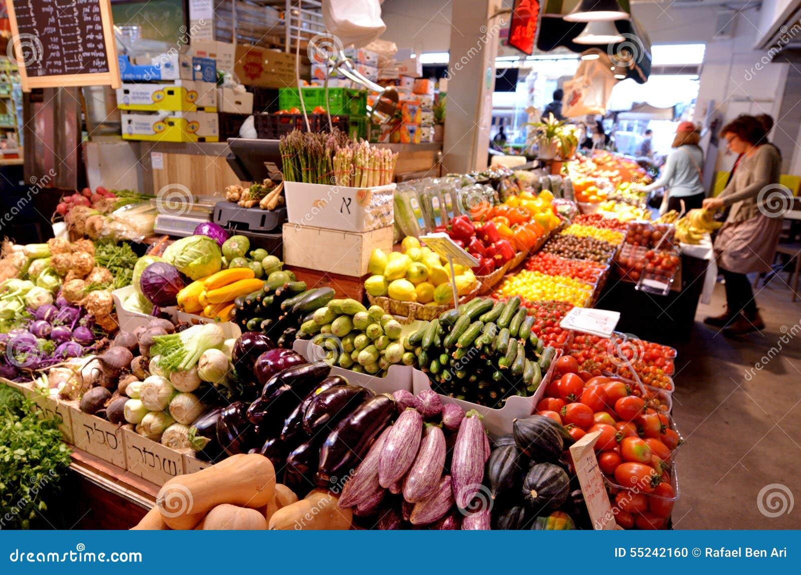 Tel Aviv Prices Food