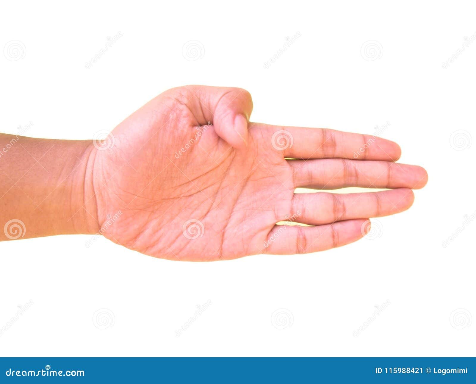 Shuto Uchi Técnica De La Mano Del Karate Imagen De Archivo Imagen De Potencia Adulto 115988421