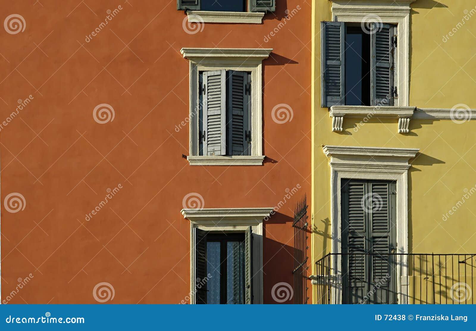 Shutters fönster