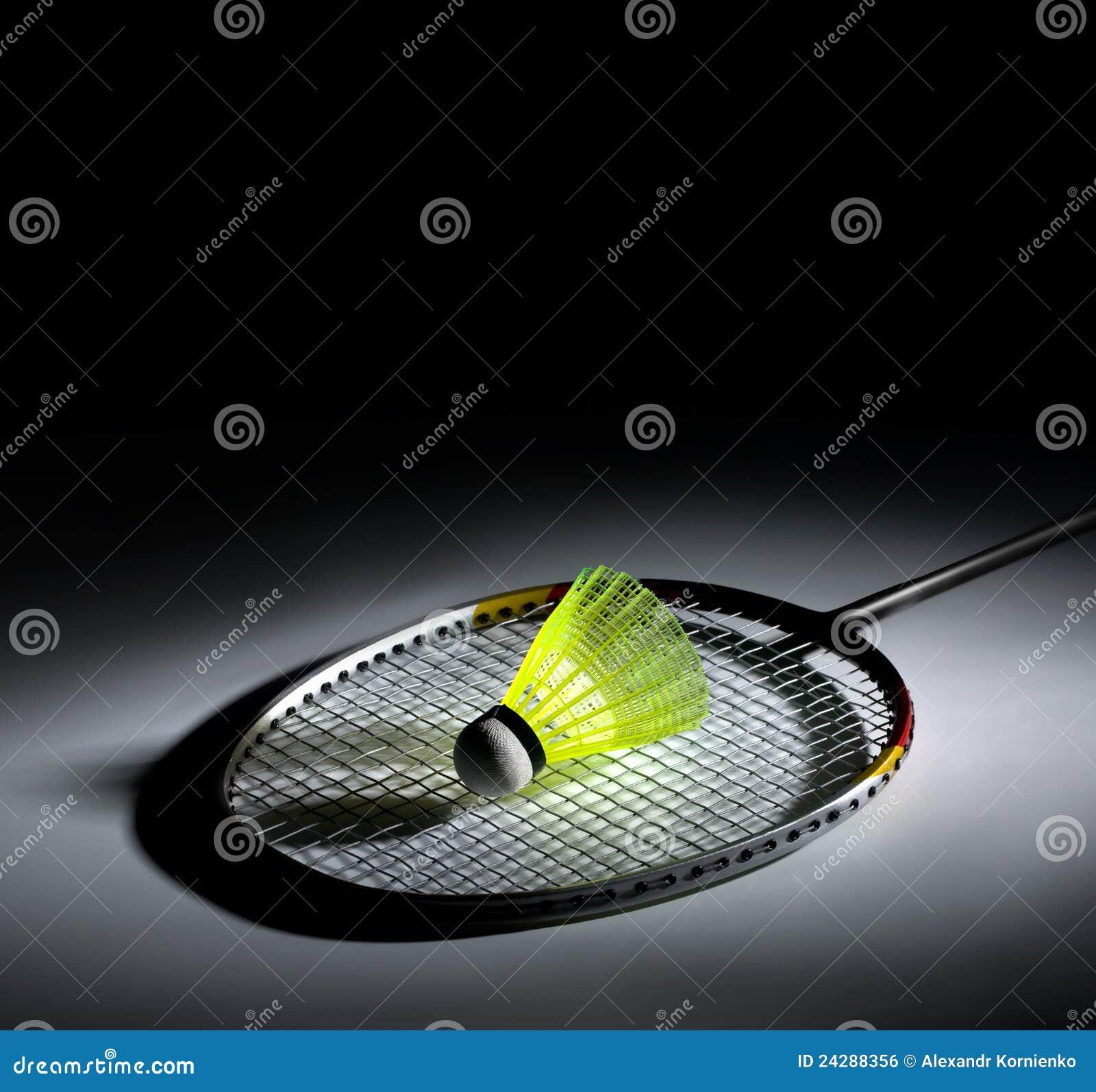 Shuttlecock e badminton