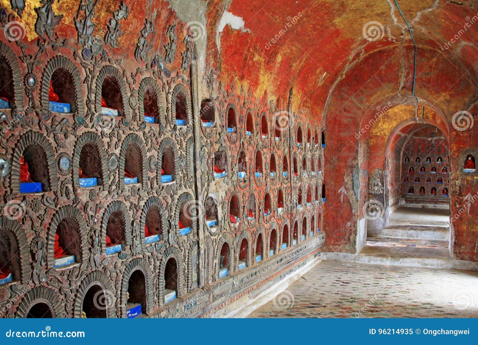 Shwe Yan Pyay Monastery, Nyaungshwe, Myanmar