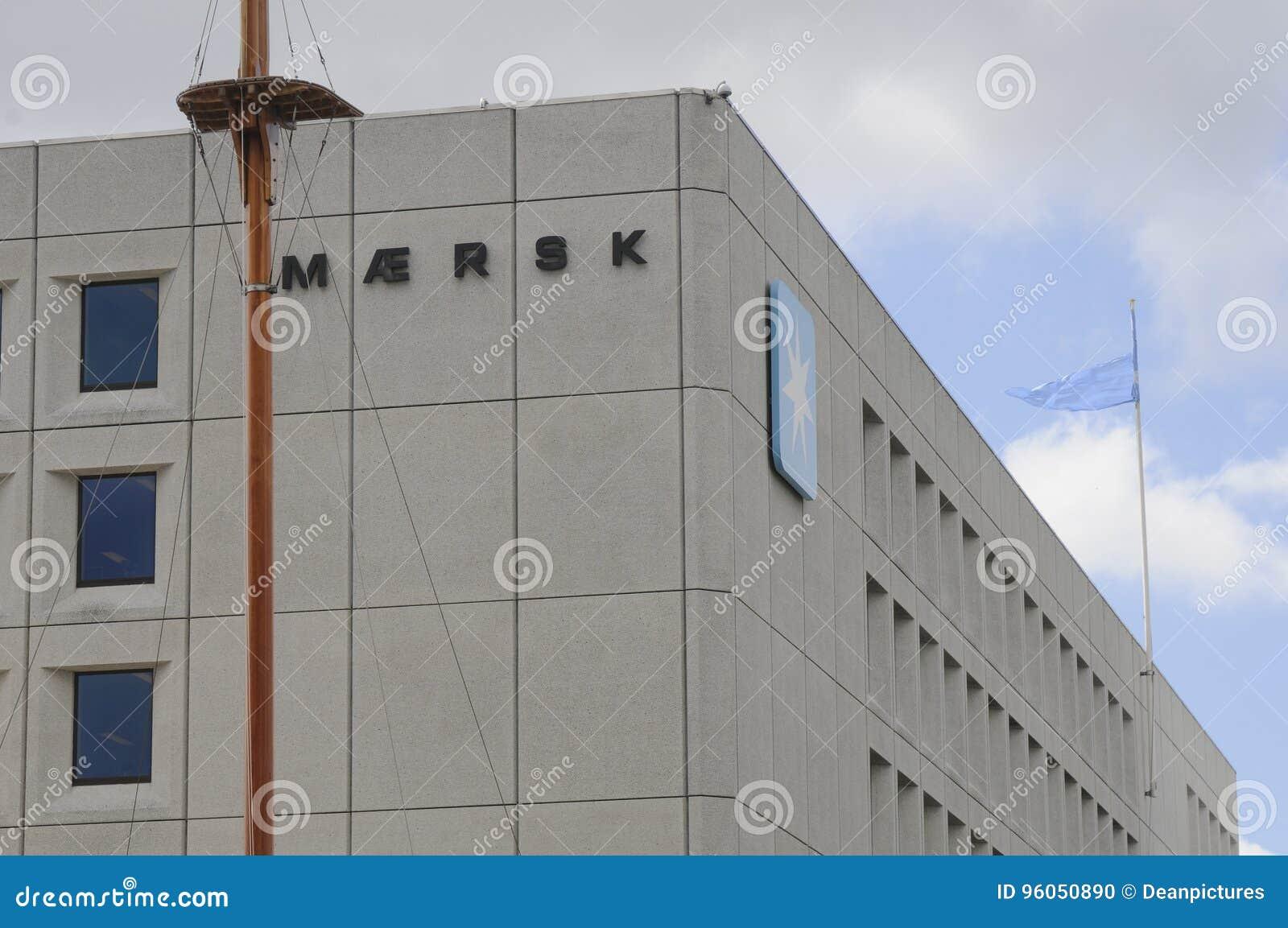 SIÈGE SOCIAL DE MAERSK