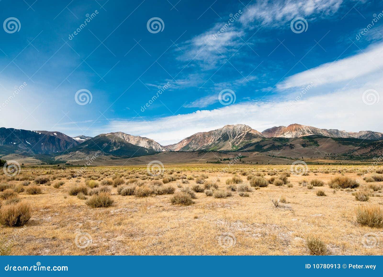 Siërra bergen