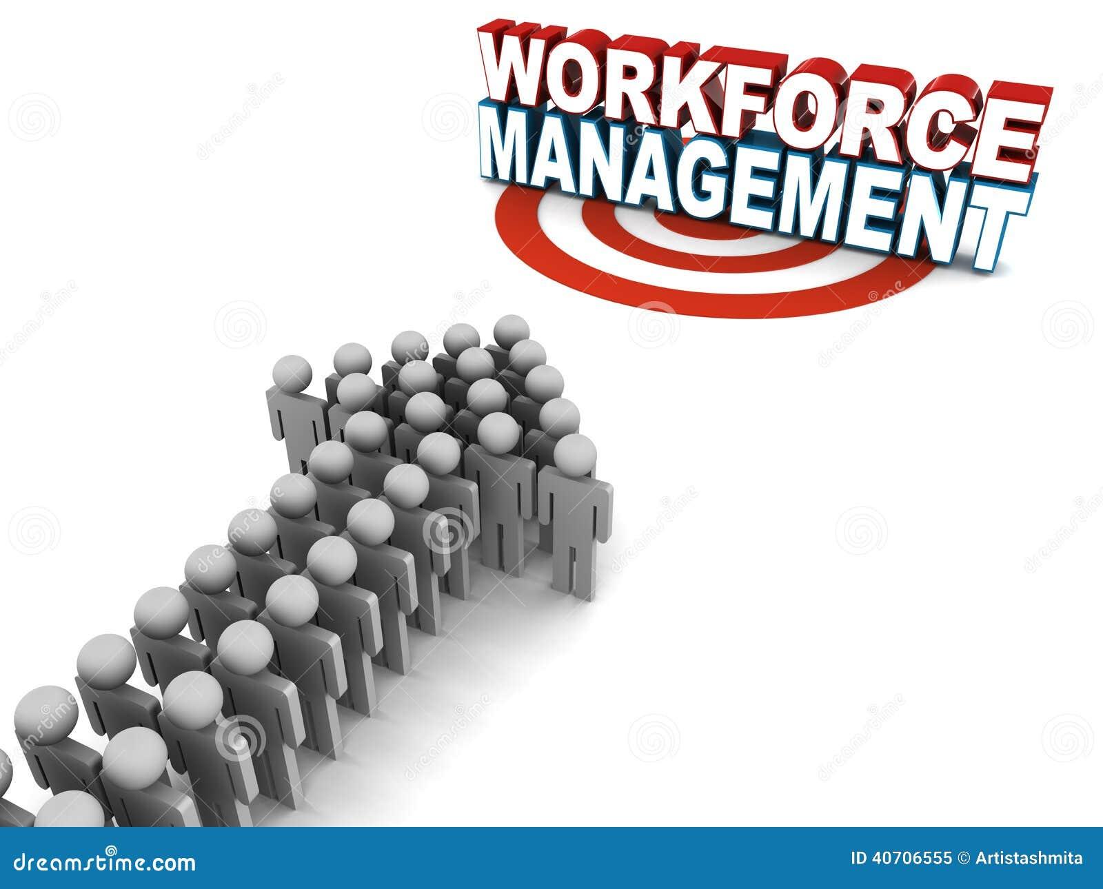 Siły roboczej zarządzanie