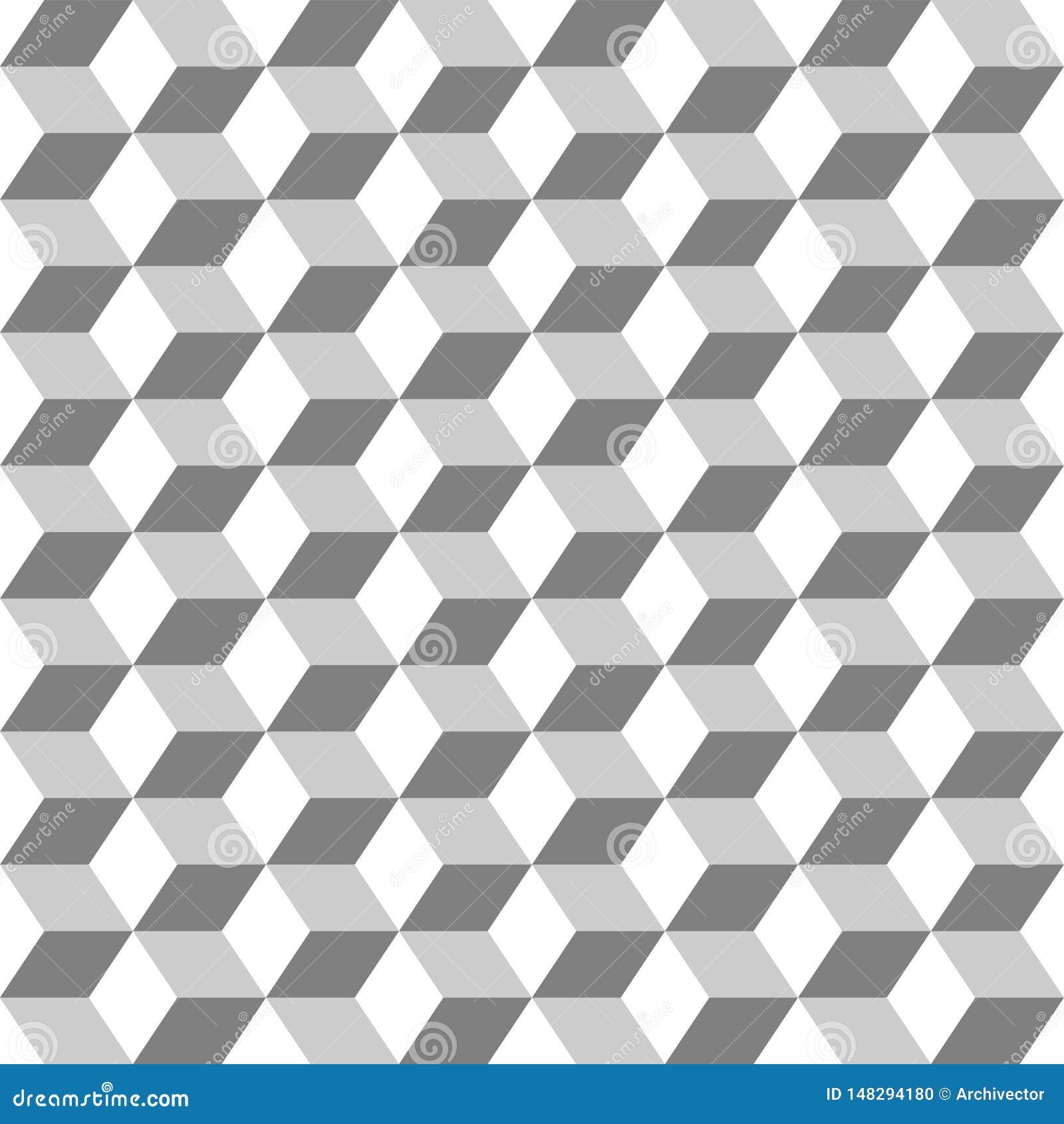 Siatka od sześciokąta bezszwowego monochromatycznego tła