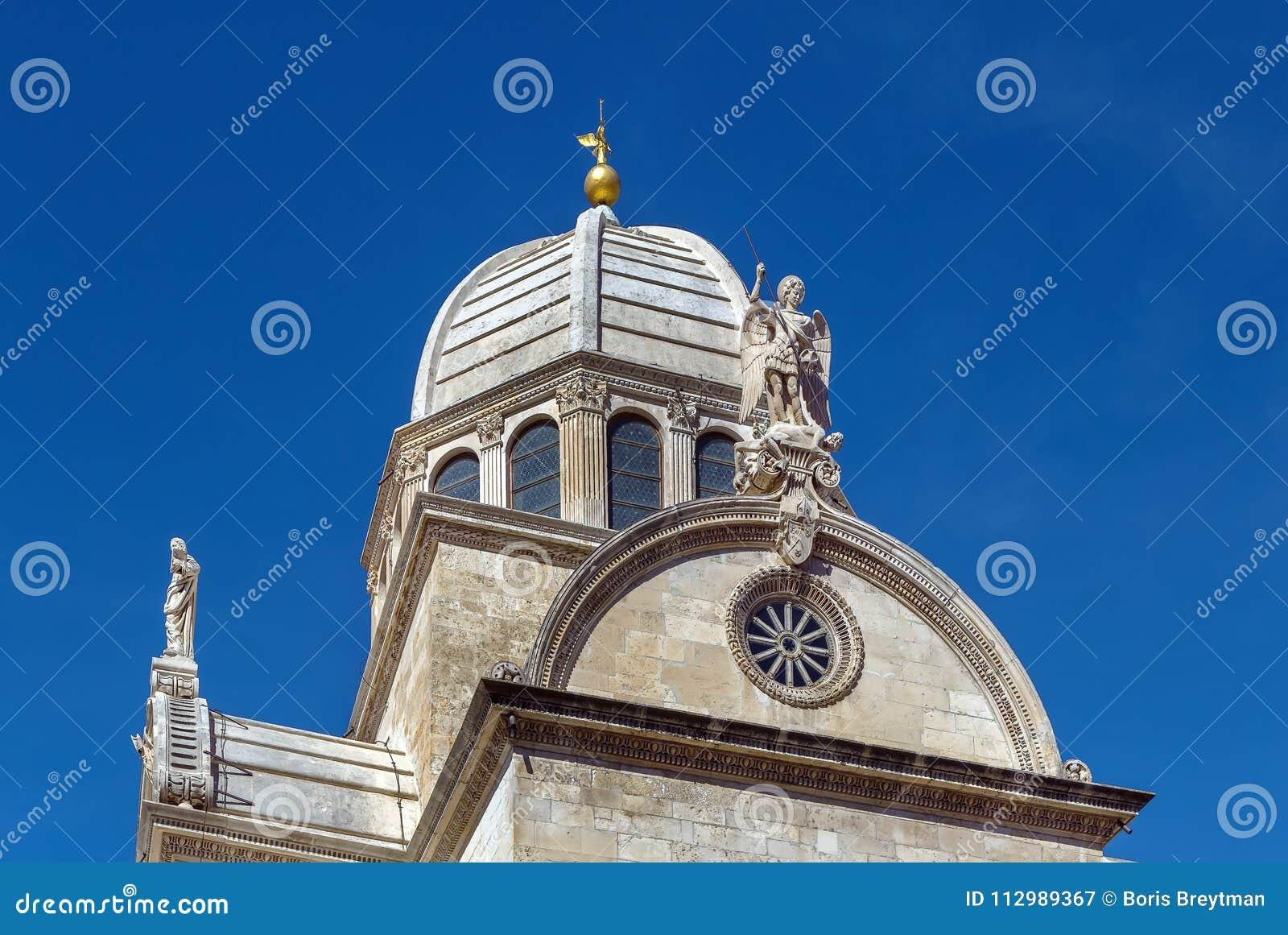 Sibenik Cathedral, Croatia