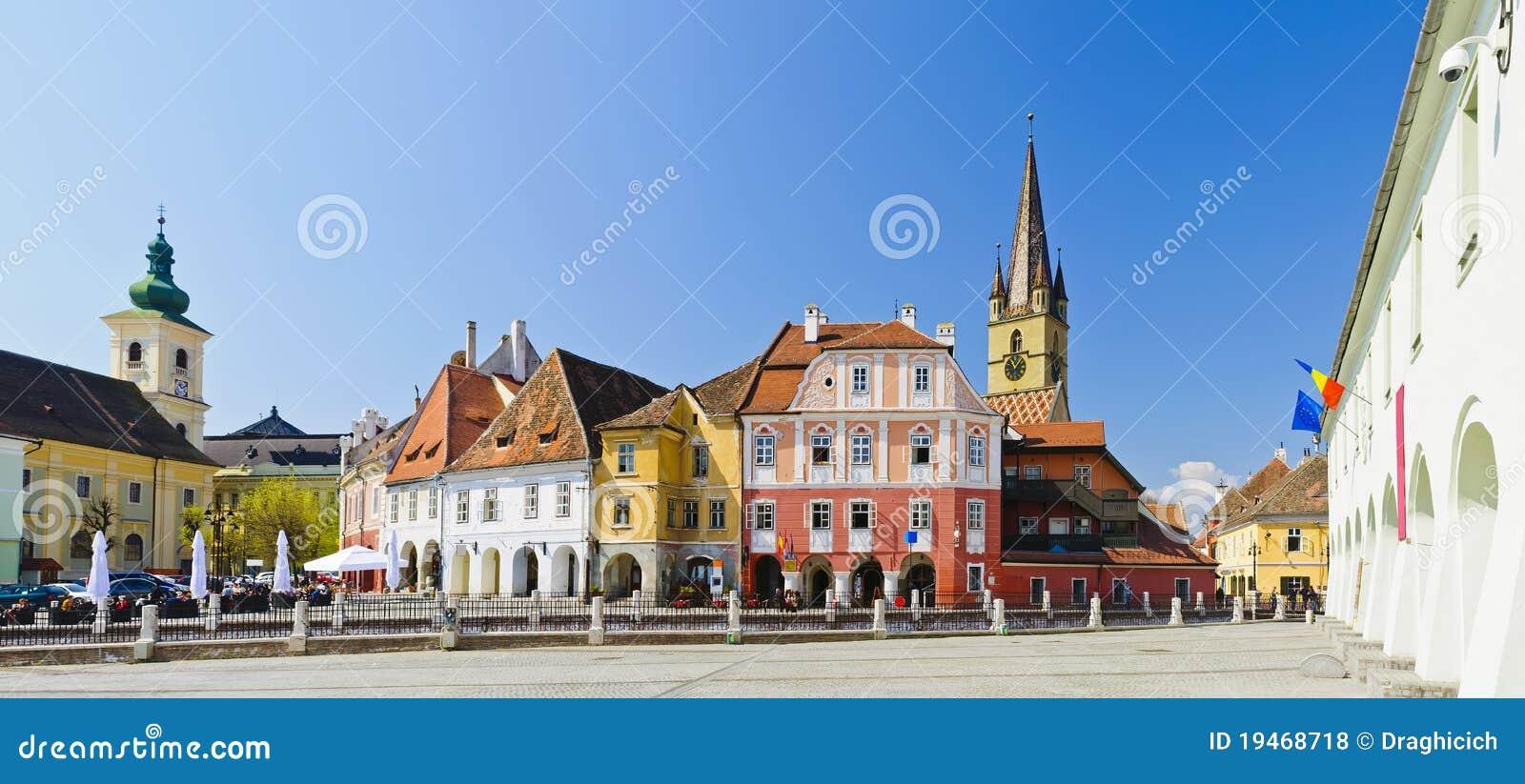 Sibiu-Panorama