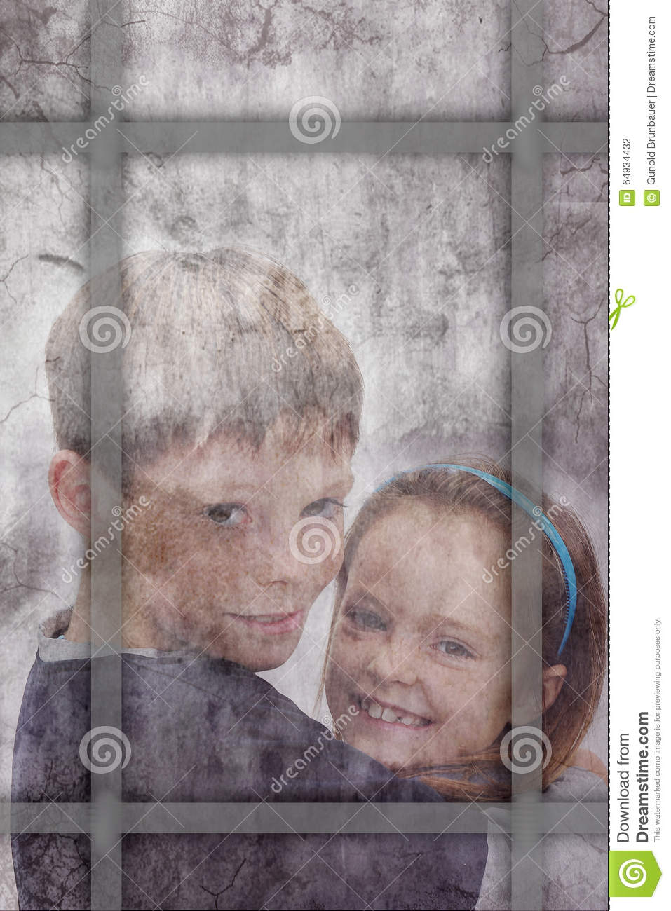 Siblings after a window