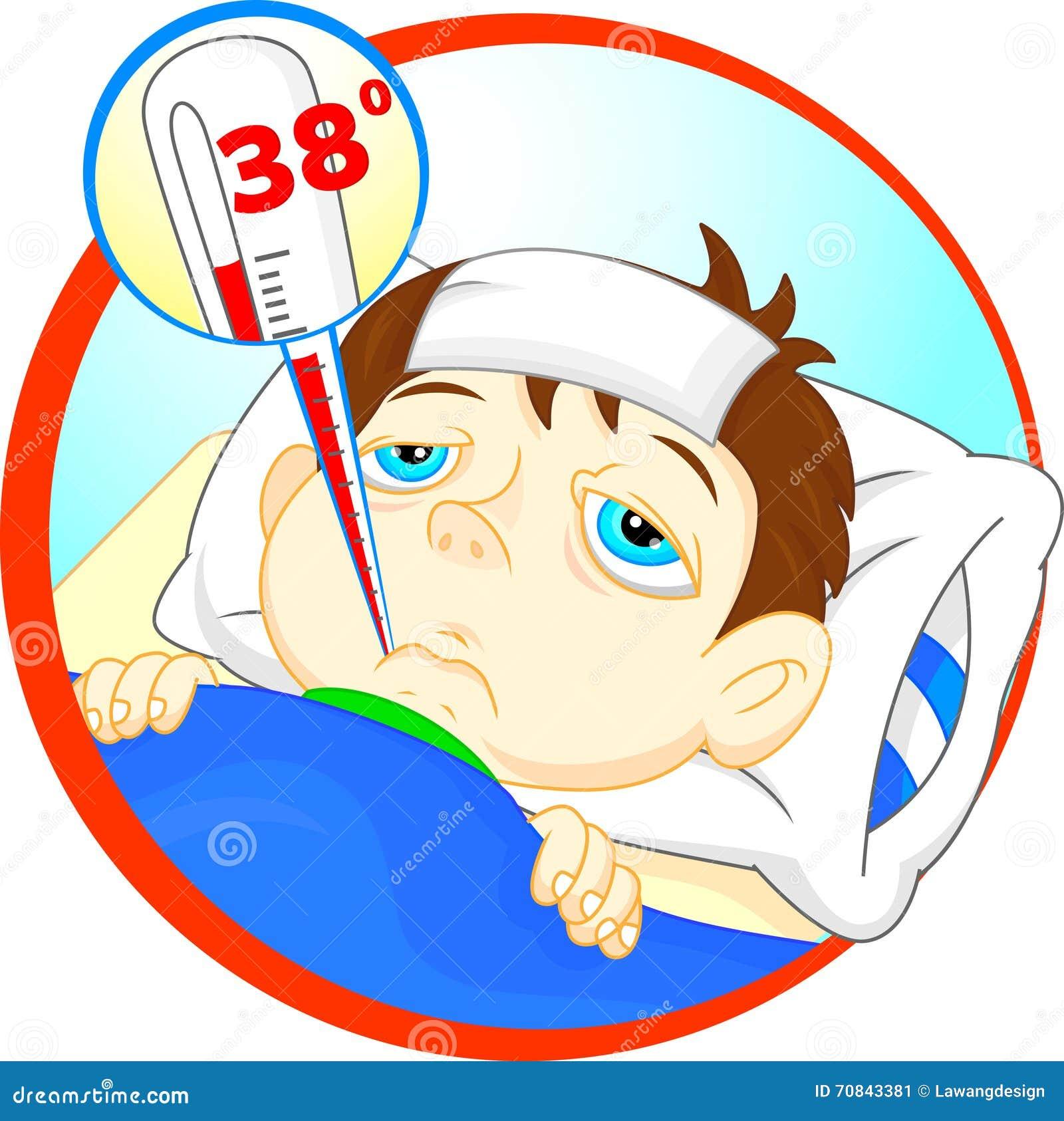 sick boy hospital bed stock illustrations – 156 sick boy hospital