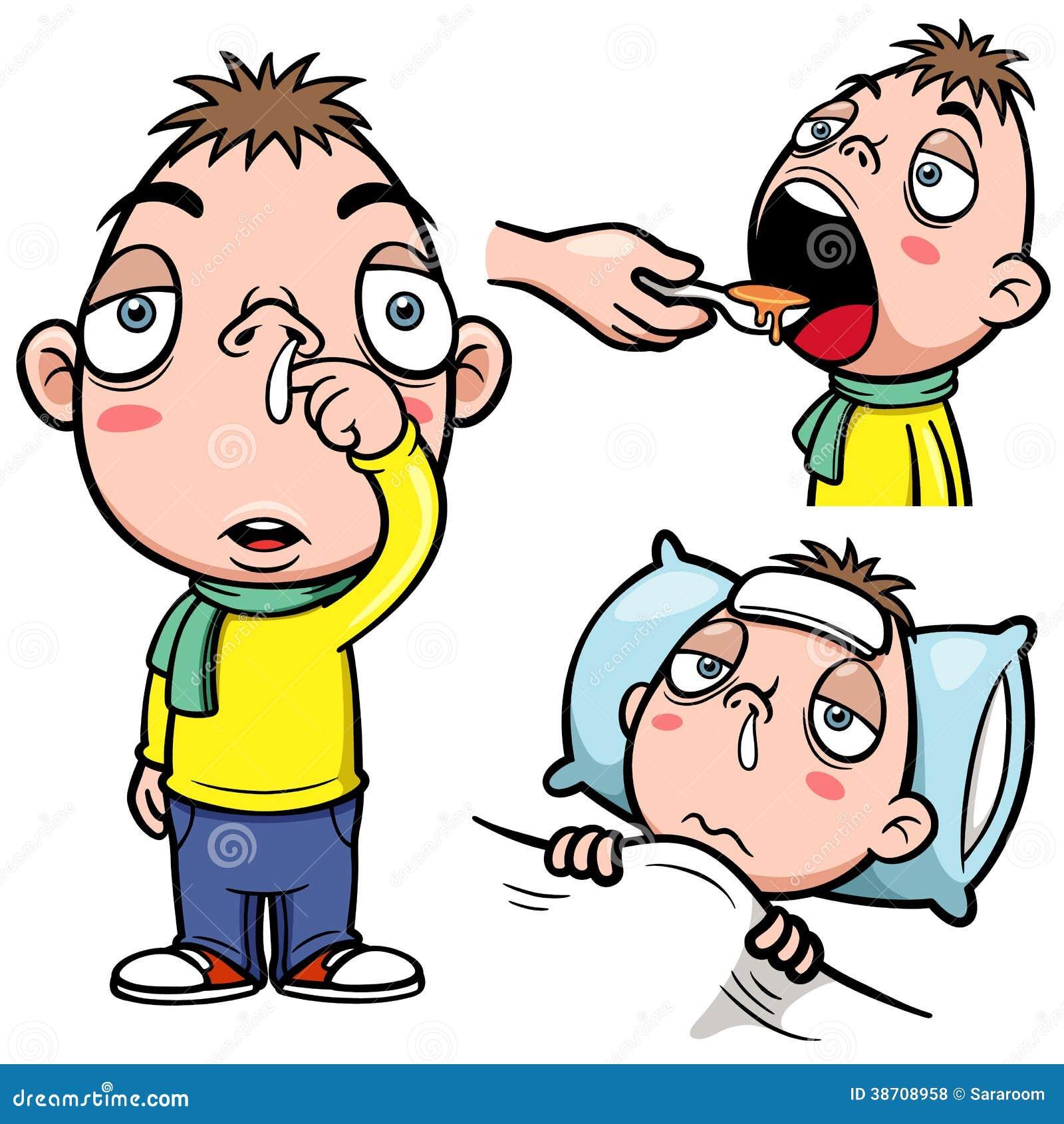gripe estomago:
