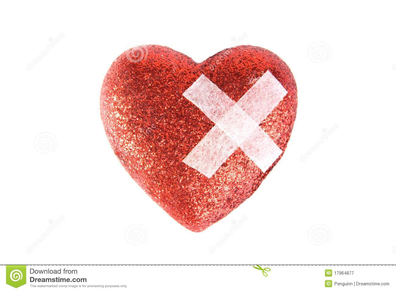 Sick Heart Stock Image. Image Of Bright, Loss, Care