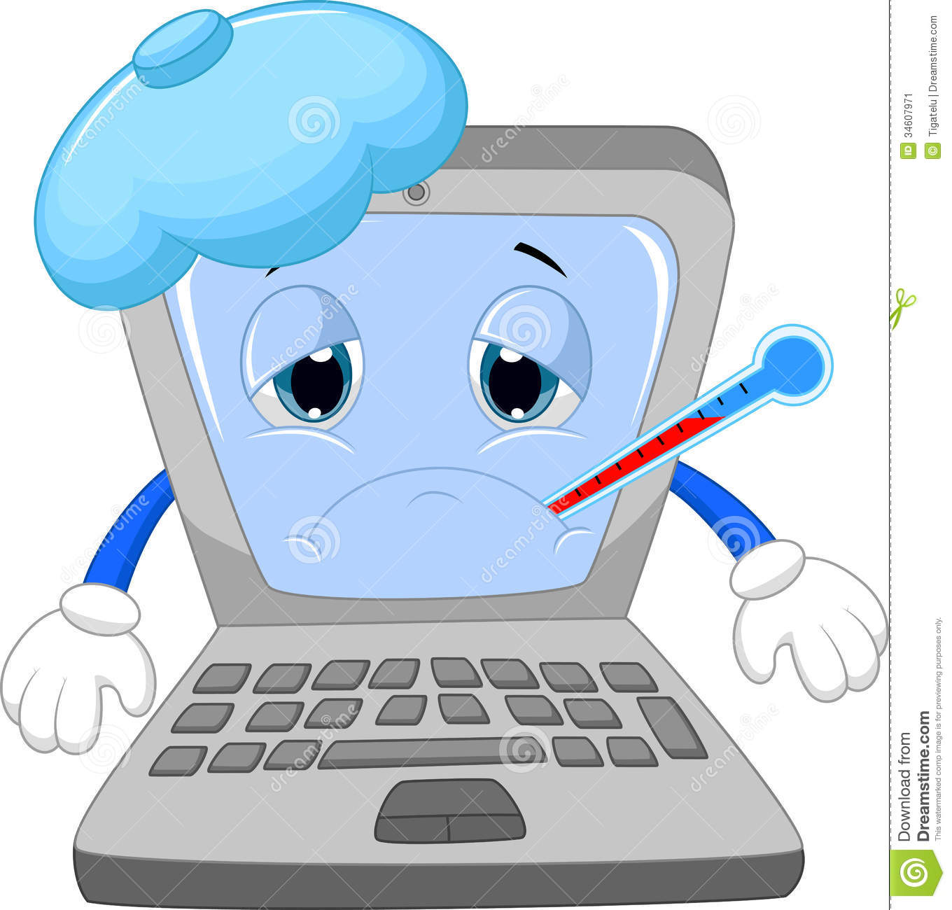 computer animated clipart - photo #29