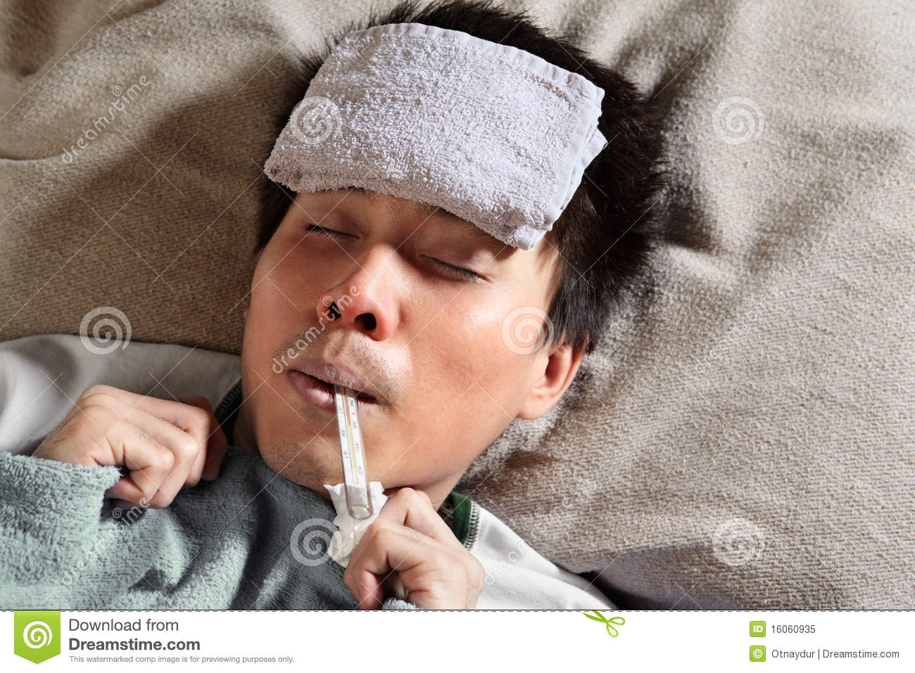 Sick Patient Pic : Sick Person Royalty Free Stock Photo - Image: 16060935