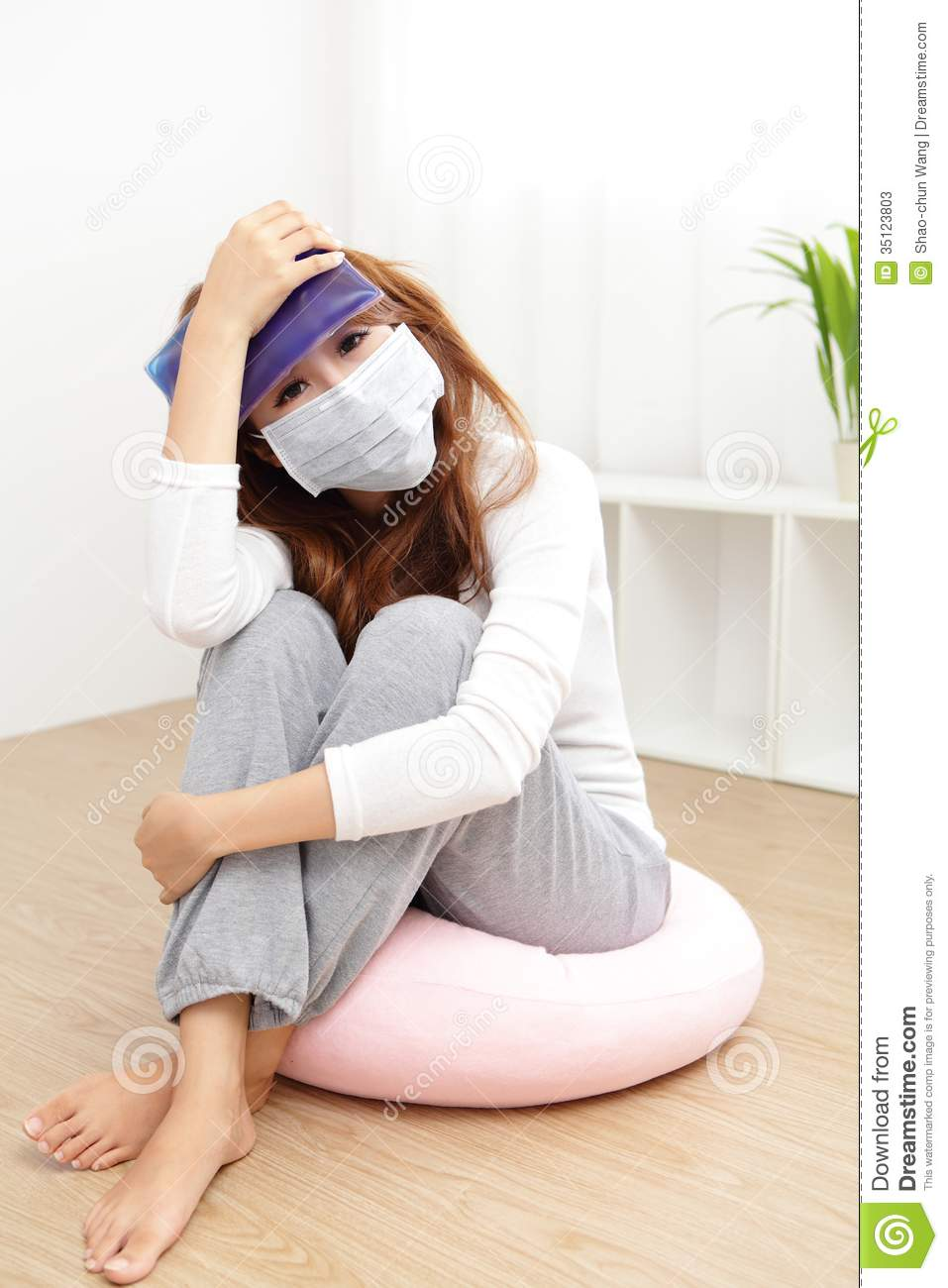 how to break a cold fever
