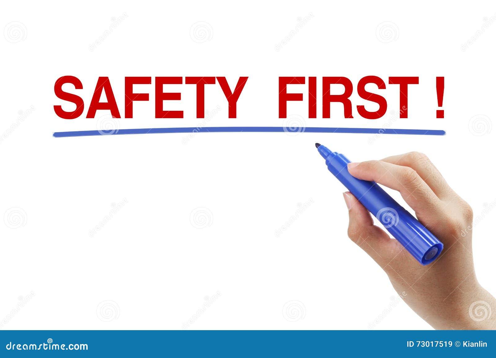 Sicurezza prima