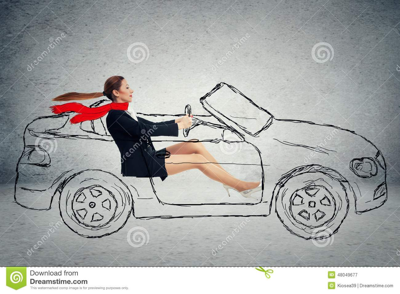 Car Sketch Stock Photos - Royalty Free Stock Images