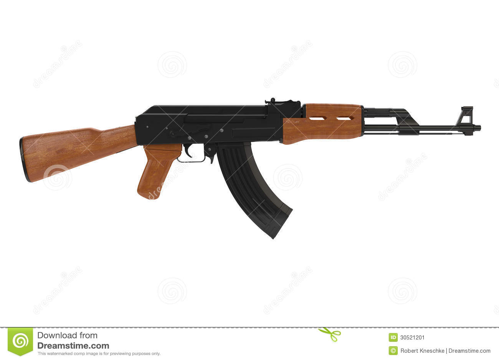 side view of a ak 47 gun stock image image 30521201 ak47 vector free ak 47 vector .cdr