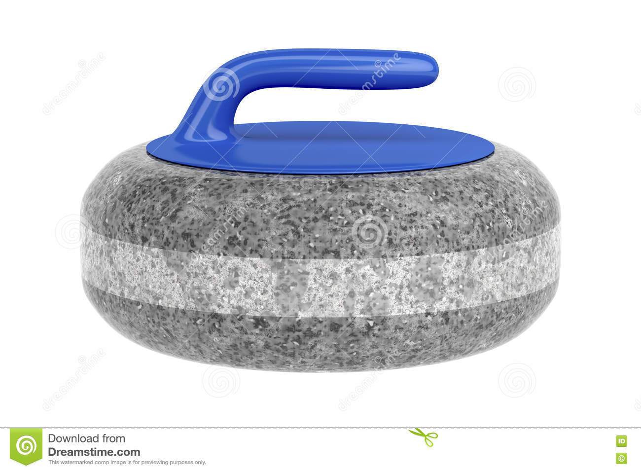 Curling Rock Stock Illustrations – 129 Curling Rock Stock ...
