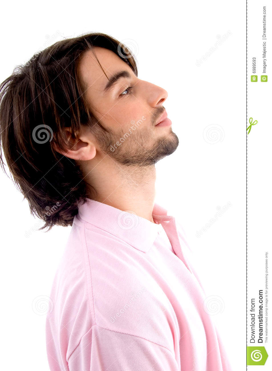 Male Model Side Profile | Male Models Picture