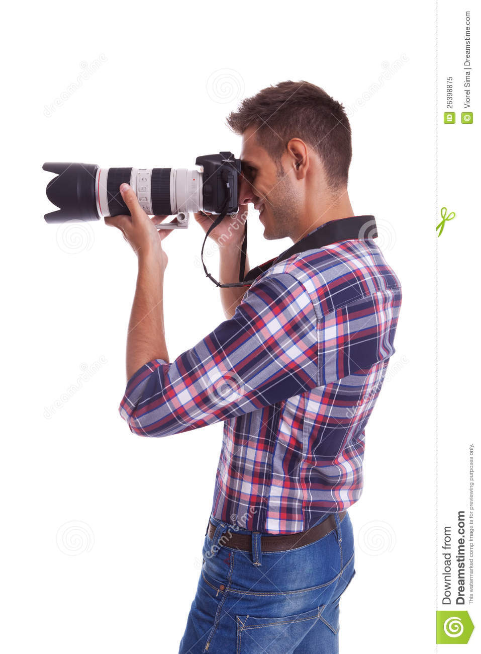 side view of a young photographer taking a photo royalty mountain lion clip art free mountain lion clipart