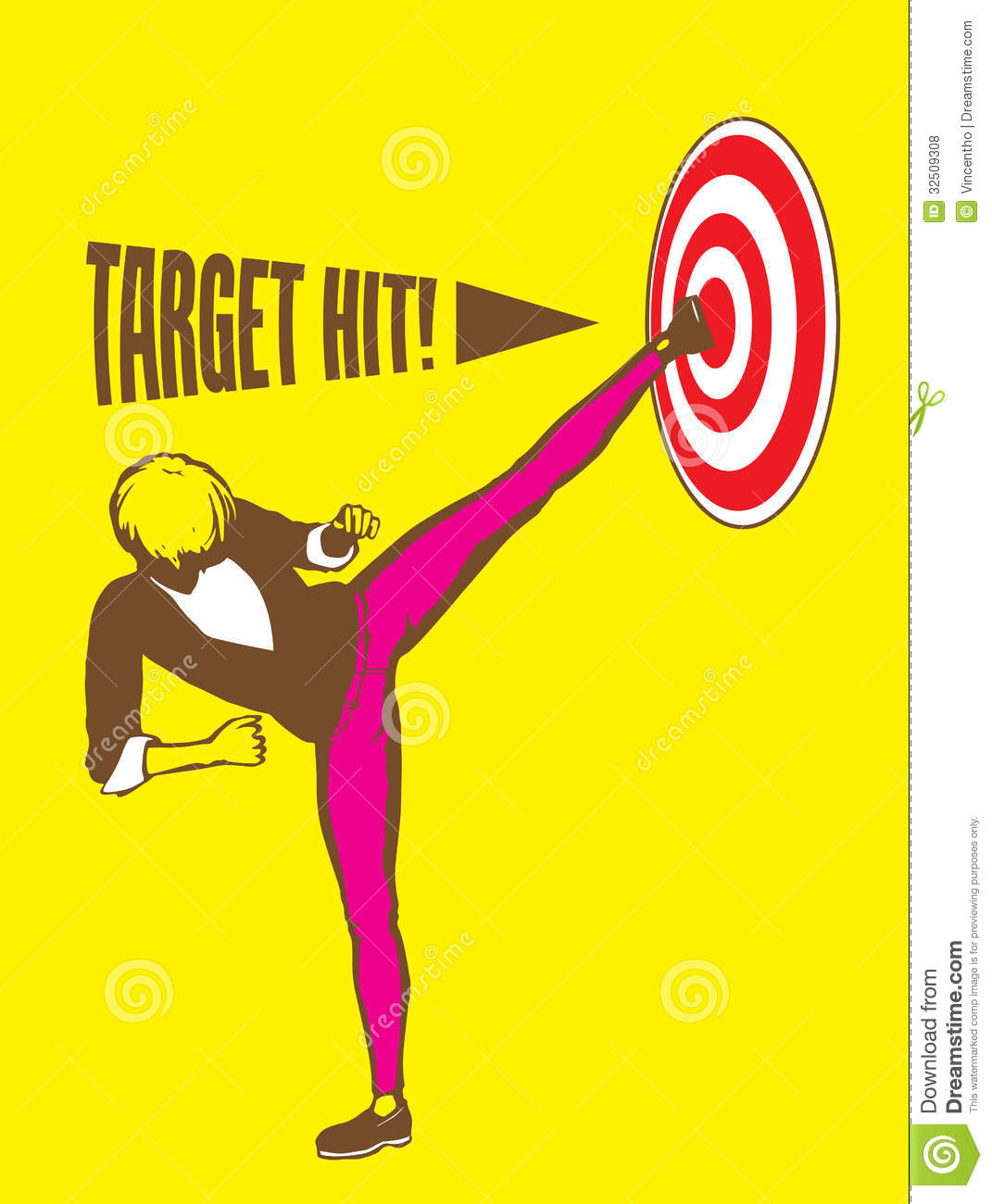 Congratulation, you have hit the target which you have set your sight ...