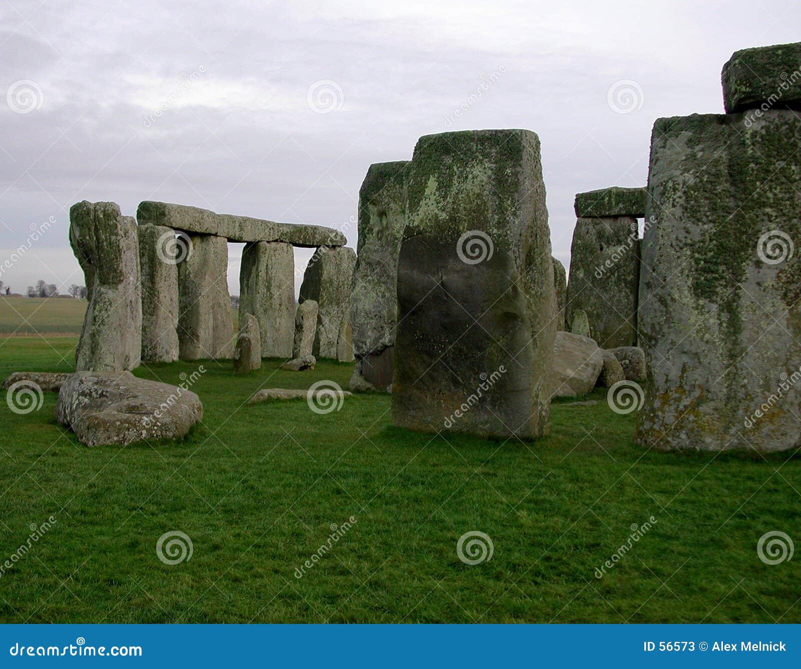 Sides of Stonehenge