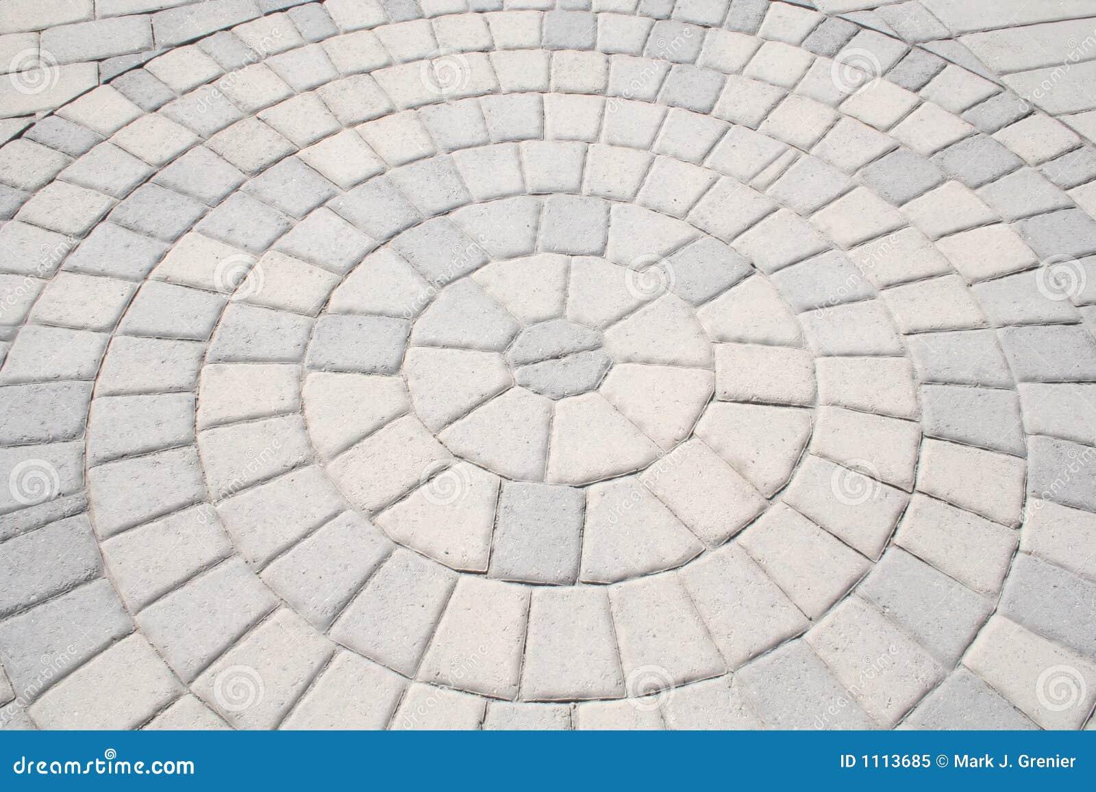 Sidewalk Abstract