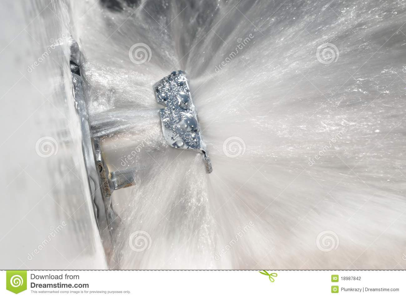 Sidewall Fire Sprinkler Stock Photography Image 18987842