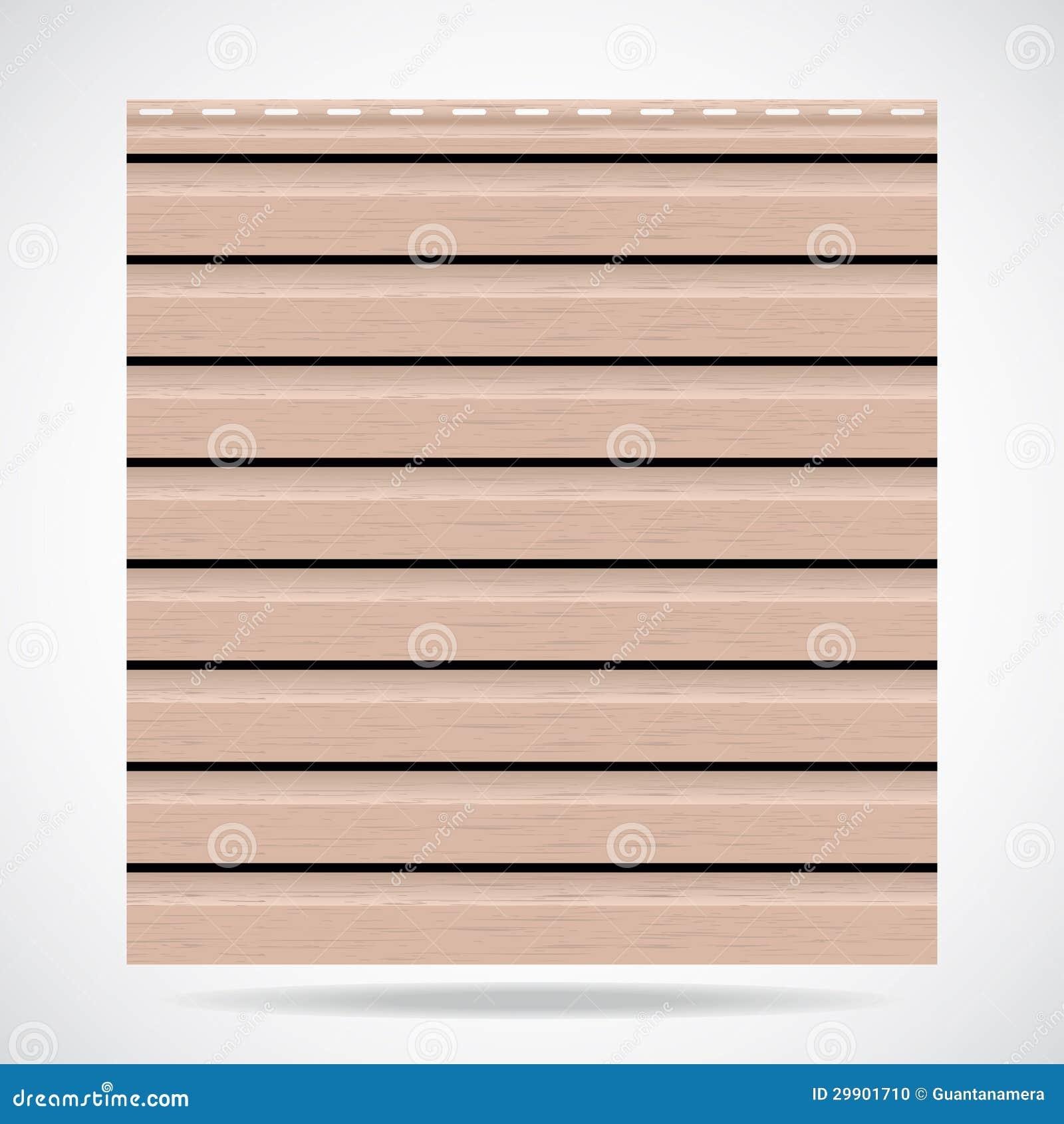 Siding Texture Panel Beige Color Stock Photo - Image: 29901710
