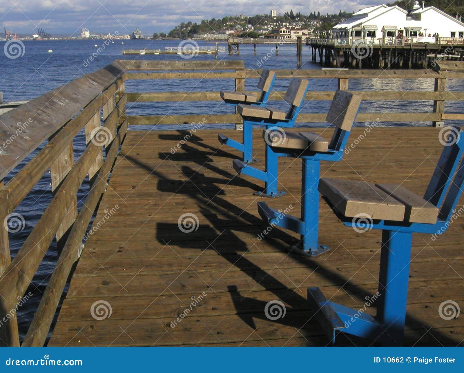 Siedzenia dla rybaków