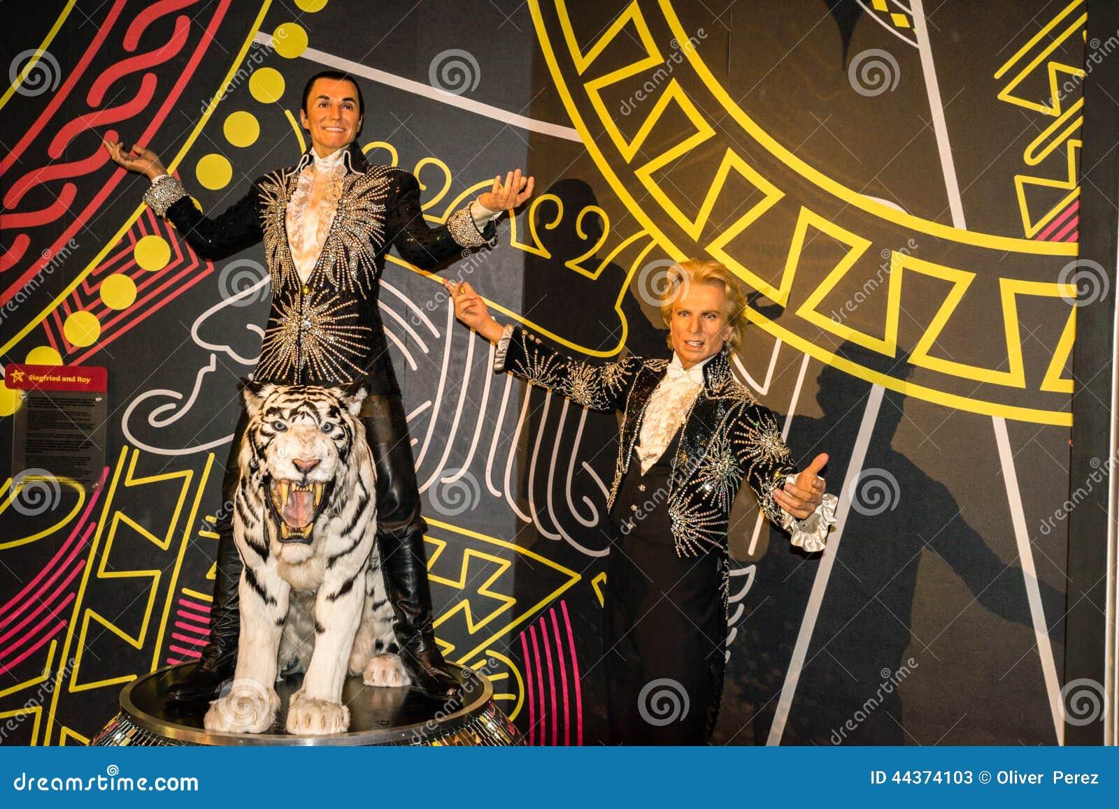 Siegfried e Roy