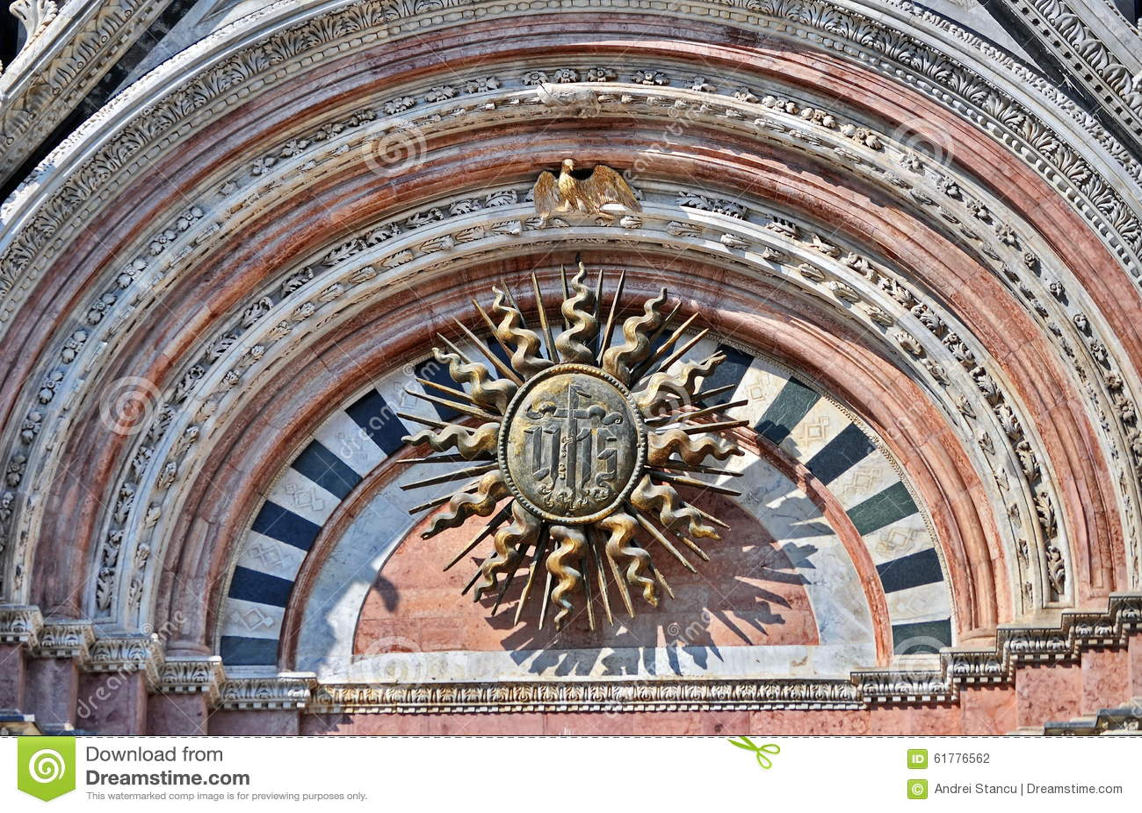 Siena Cathedral detail