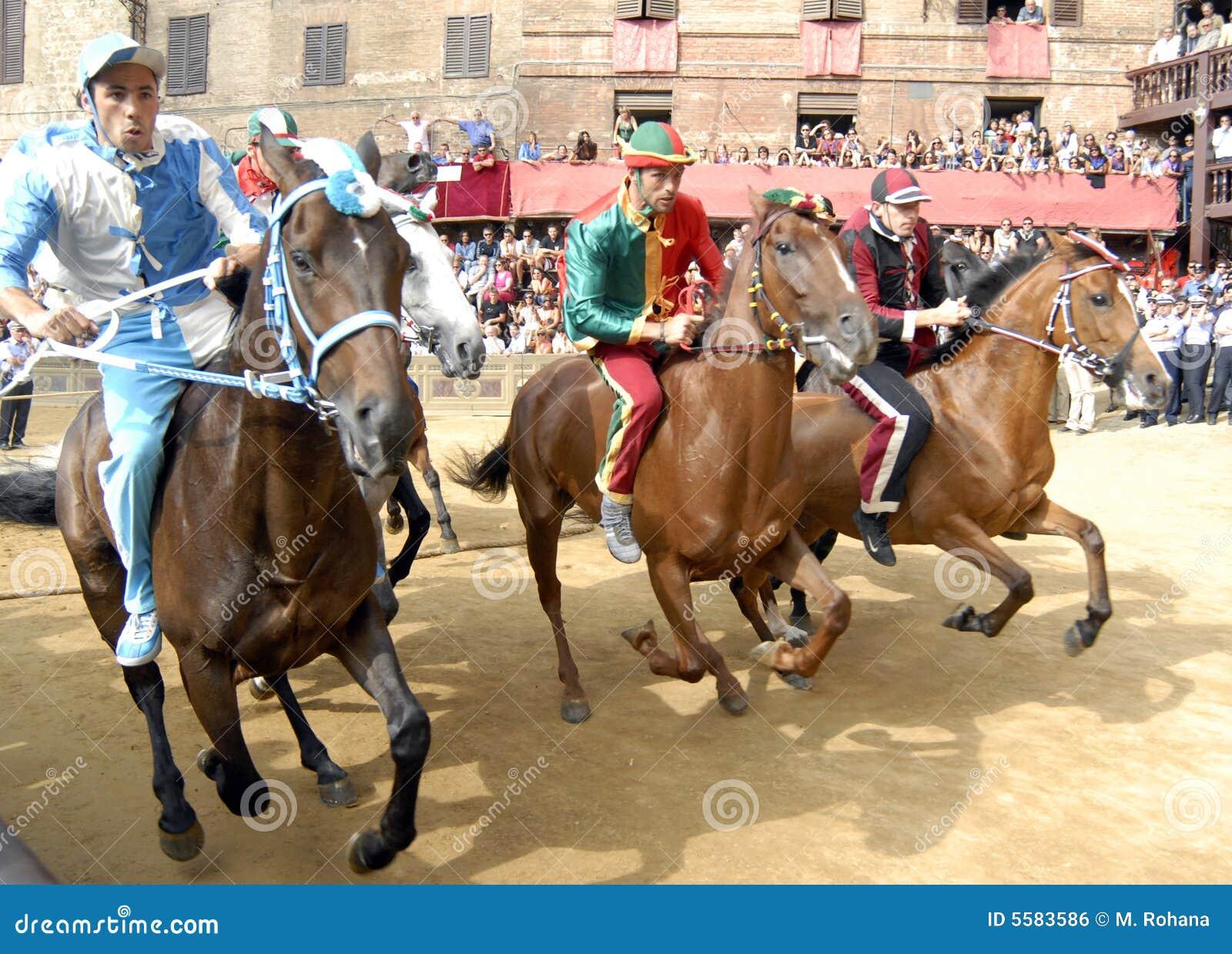 Siena paliopaardenkoers