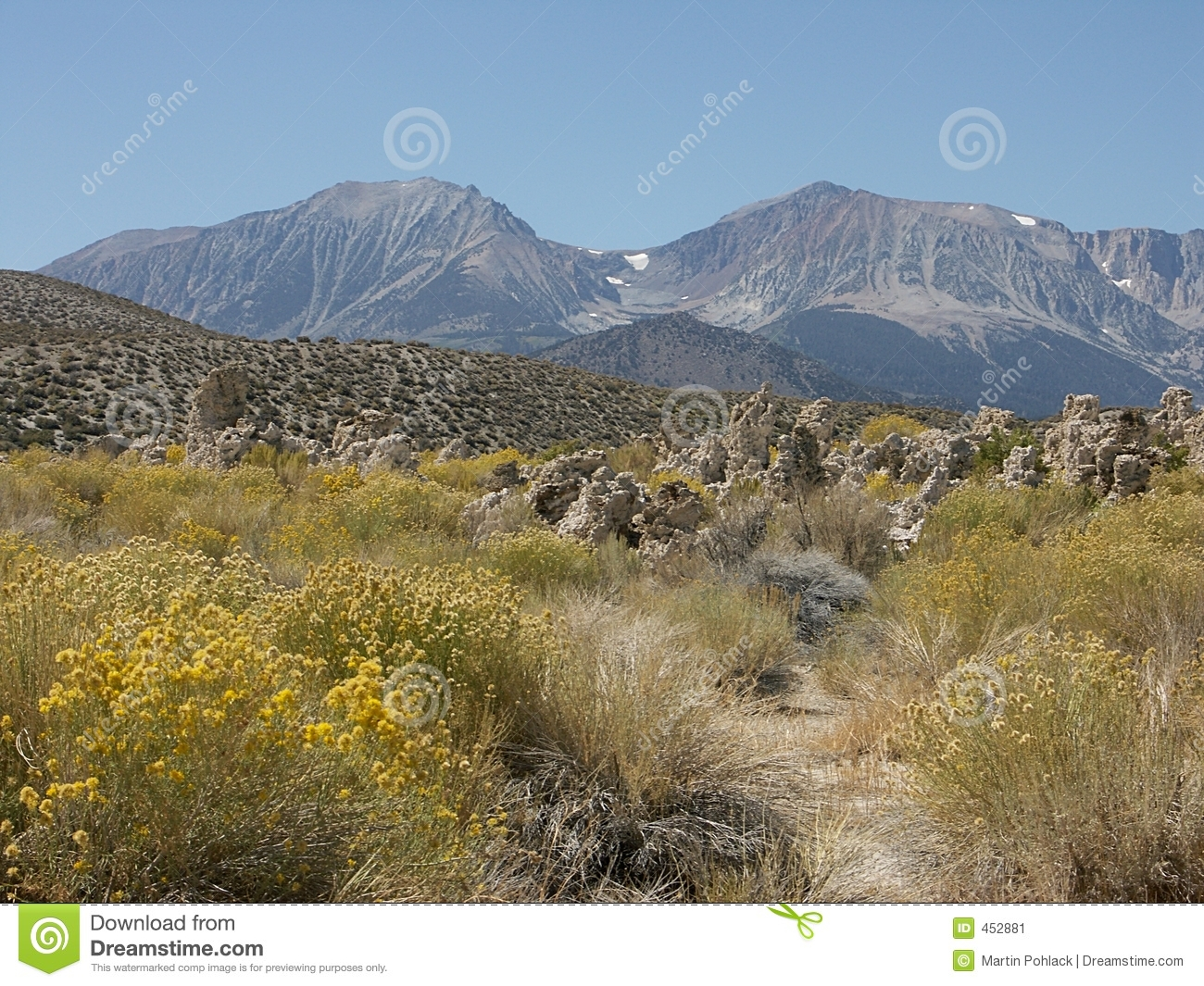 Download Sierra Nevada stock image. Image of nevada, landscape, california - 452881