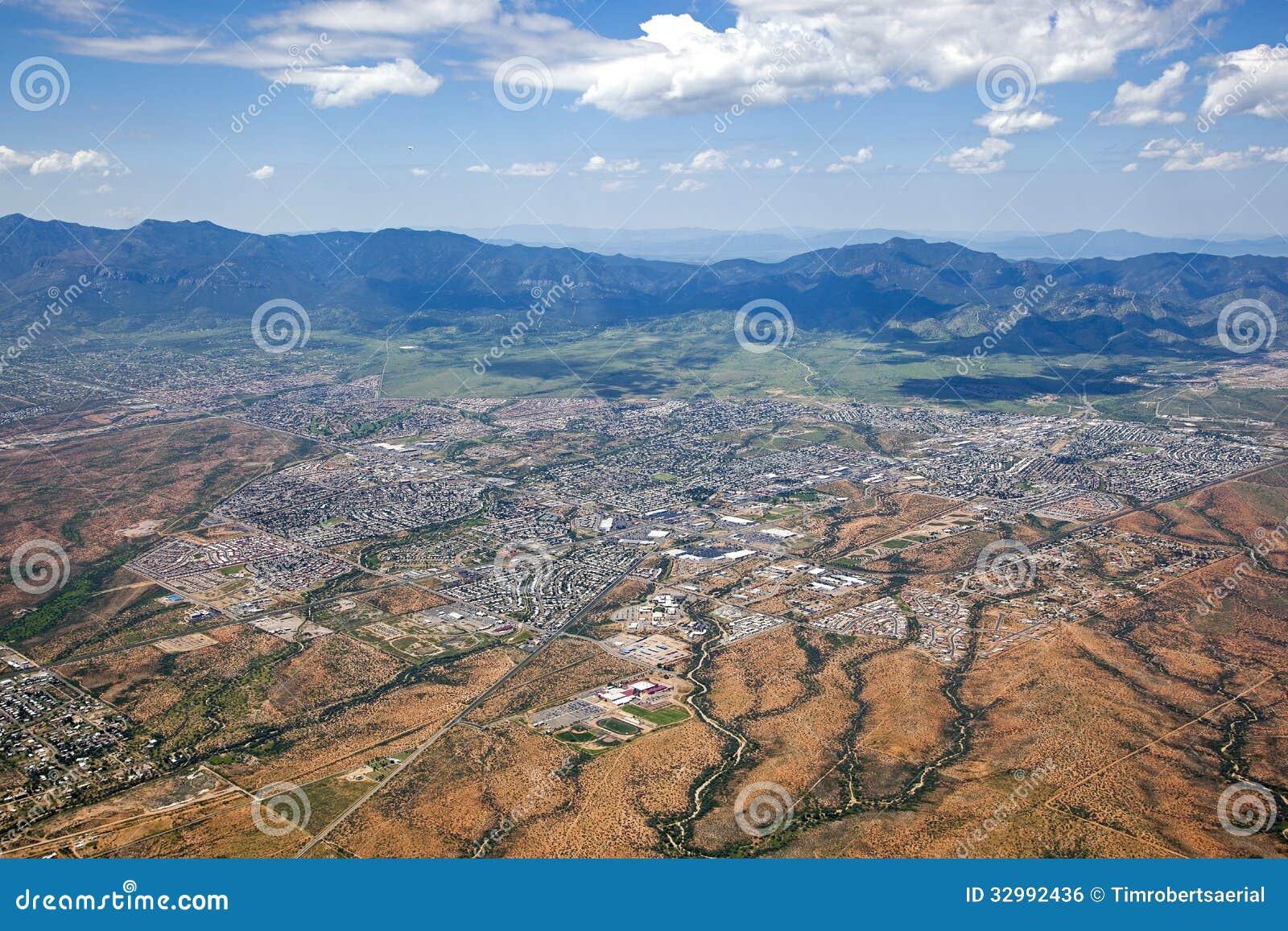 Sierra Vista (AZ) United States  city pictures gallery : Sierra Vista, Arizona Royalty Free Stock Image Image: 32992436