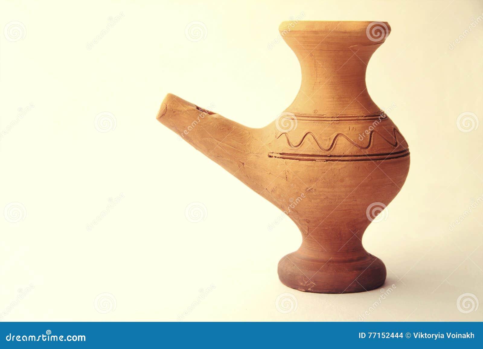 Sifflement en céramique d argile