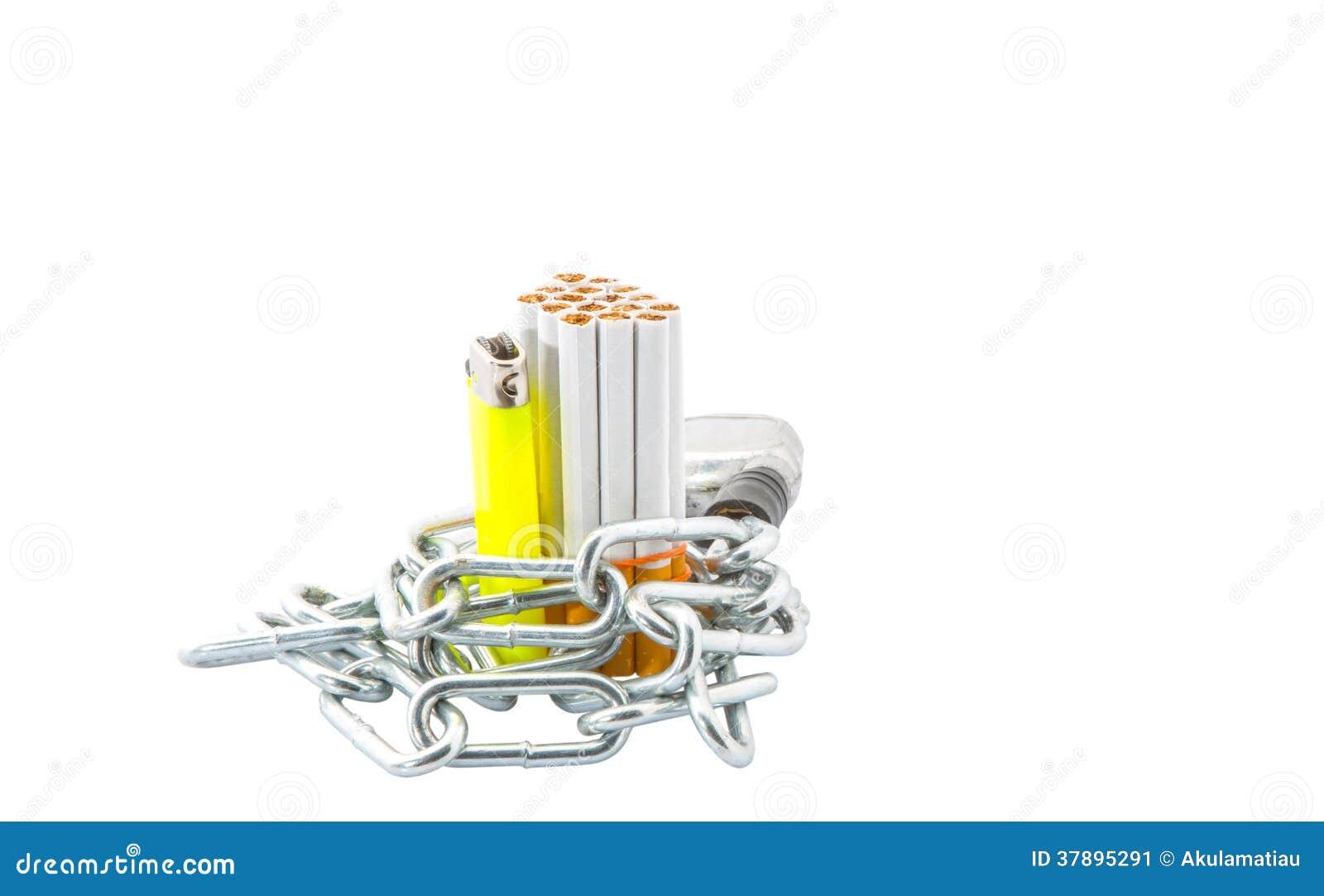 Sigaret, Aansteker en Kettingen I