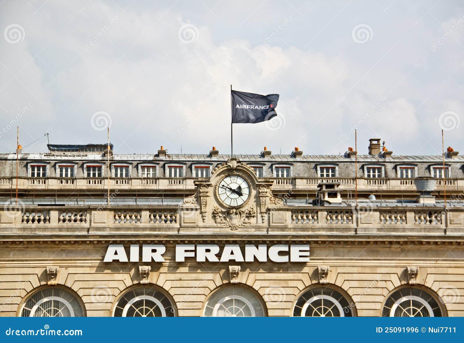 Siege air france paris