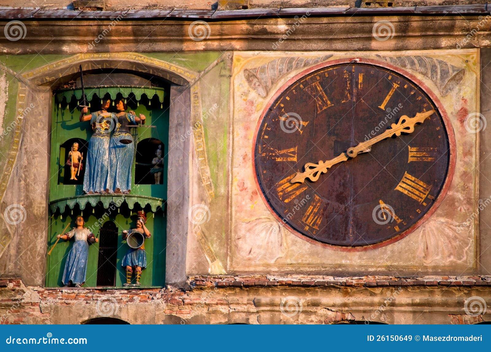 Sighisoara - der Glockenturm